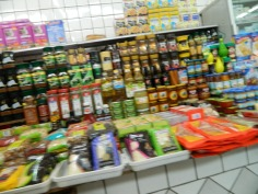 Surreptitious photo inside Mercury Market