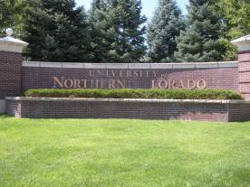 University of Northern Lorado ;)