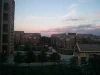 Greeley sunrise