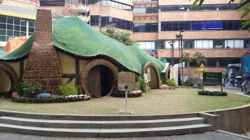 It's a hobbit hole! :D